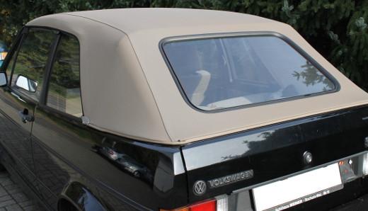 vw golf 1 cabrioverdeck verdecke. Black Bedroom Furniture Sets. Home Design Ideas