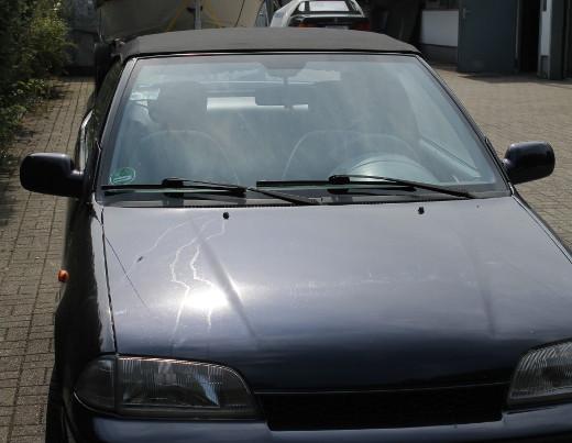 Suzuki Swift Cabrioverdeck Front